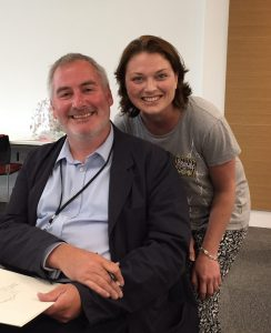 Chris Riddell BookTastic